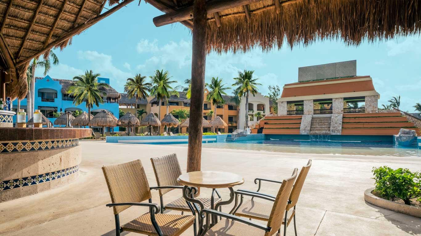 Iberostar paraiso maya wedding